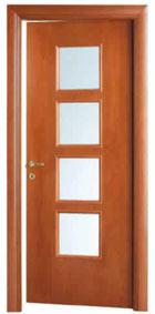 Falegnameria rossi montepulciano siena toscana italia - Porta tamburata legno ...